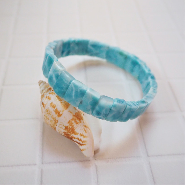 Larimar Bangle《18389101》