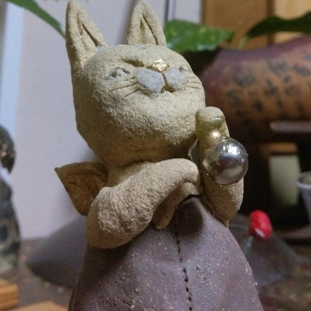 吾偶・天使猫(陶)