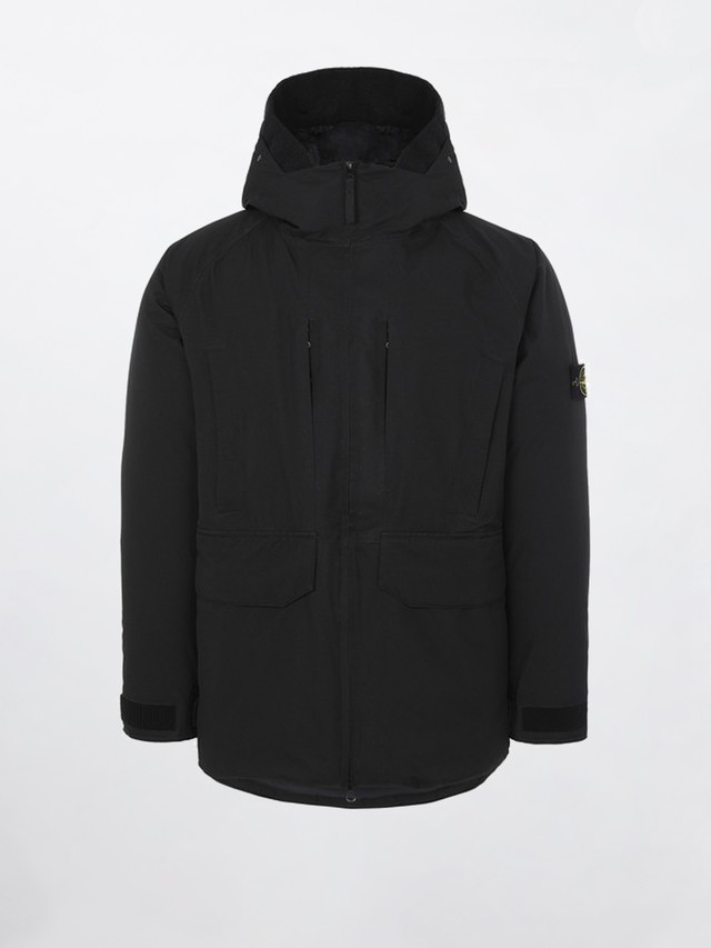 STONE ISLAND RIPSTOP GORE-TEX PRODUCT TECHNOLOGY DOWN V0029 Nero 731540230