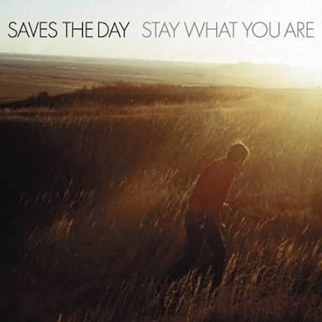 【USED】SAVES THE DAY / STAY WHAT YOU ARE