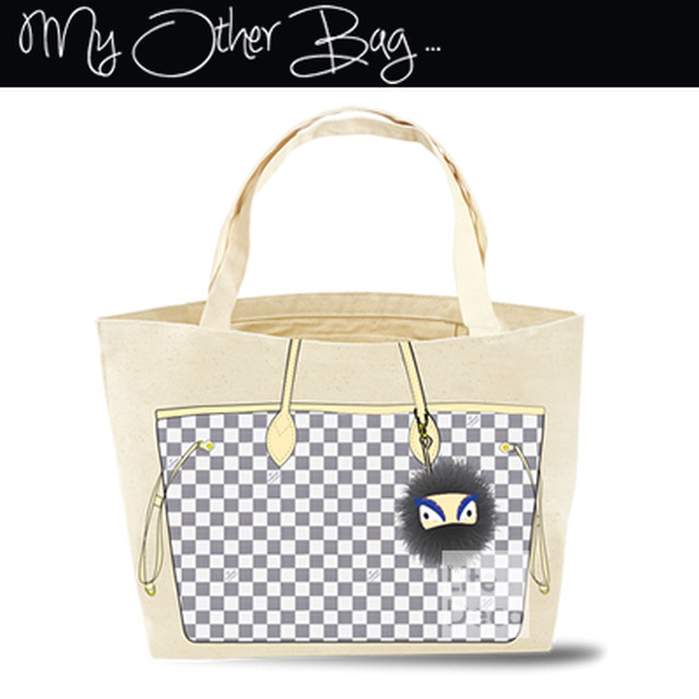 My Other Bag マイアザーバッグ トート Carry All キャリーオール ラージサイズ モンスターシリーズ London Nautical + MOB Monster