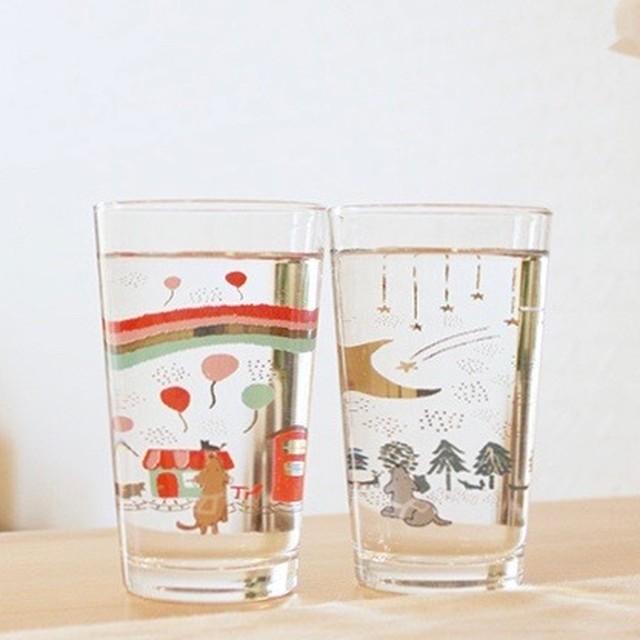 サプライズグラス