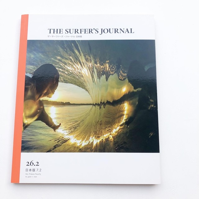 THE SURFER'S JOURNAL JAPAN 7.2