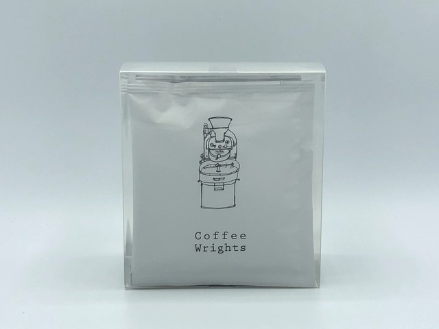 【12g×6個】ドリップバッグ・クリアケース入り / Drip Bag Box - Ampere Blend -