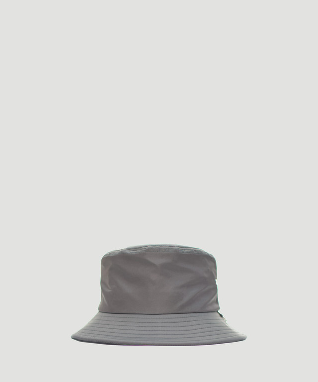 Allege Nylon Bucket Hat Gray AL19W-AC01