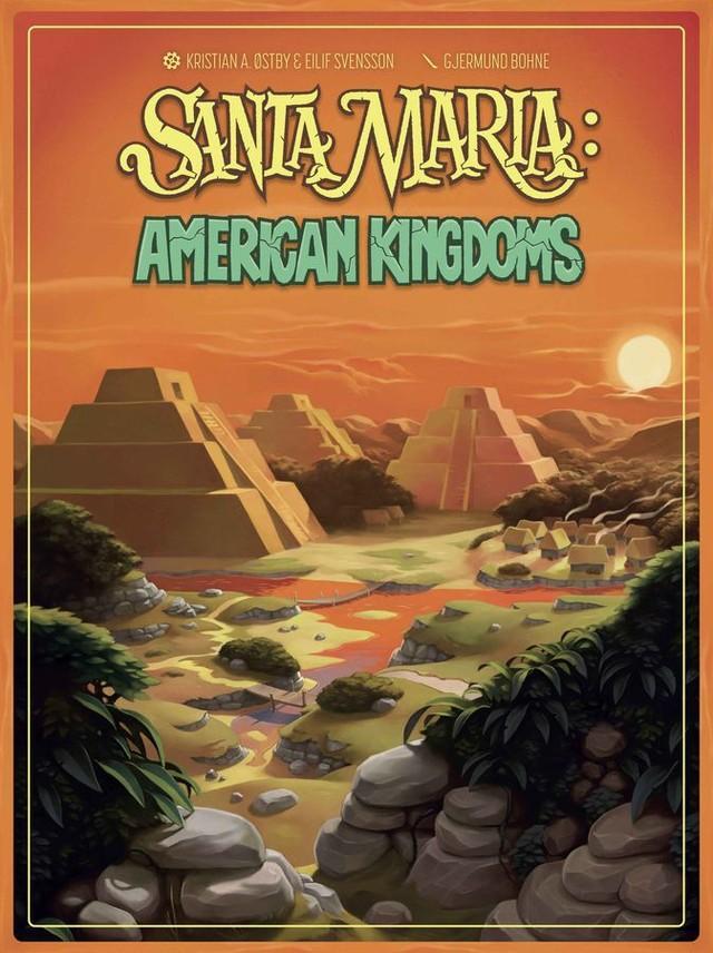 サンタマリア:アメリカの王国 和訳付き輸入版