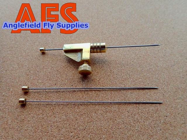 3 needles HEAVY attachment for Tube Flies / 3ニードル  チューブフライ アタッチメント