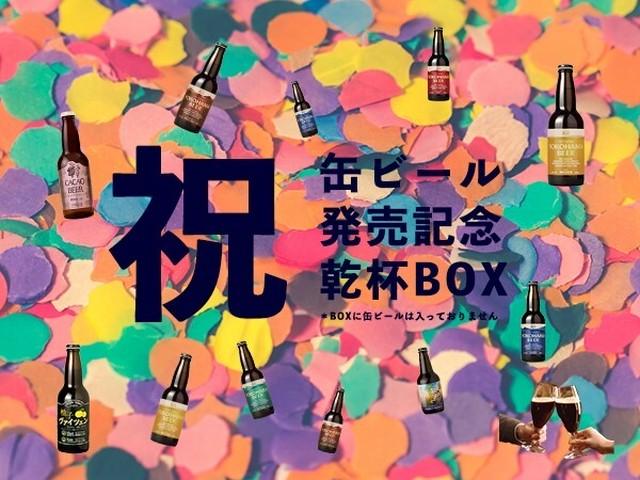 【祝・お得】 缶ビール発売記念 お得なボトルビール乾杯BOX 330ml 6本セット/