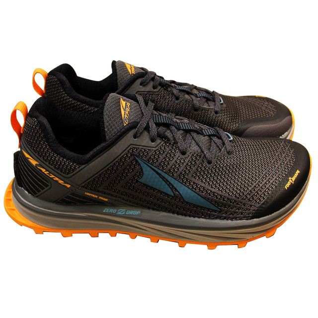 ALTRA  TIMP TRAIL1.5(Gray/Orange)
