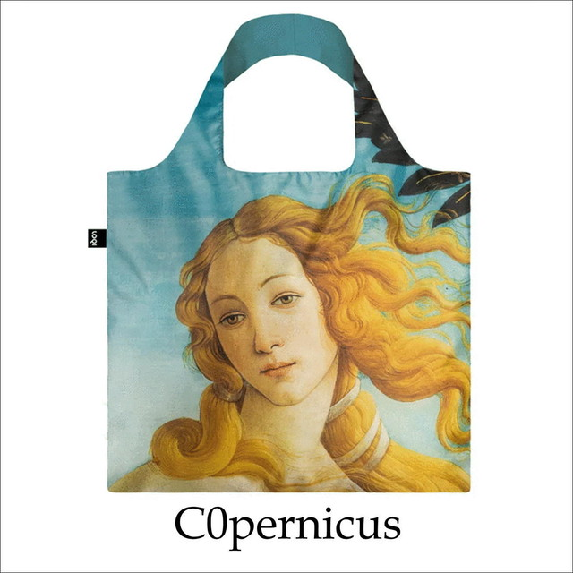 ボッティチェリ ヴィーナスの誕生 エコバック 浜松雑貨屋C0pernicus