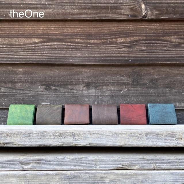 数量限定【theOne-UKブライドルレザー】ブラック