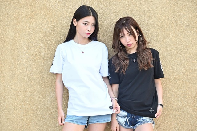 HMR official Long Sleeve Tシャツ with BANDEL