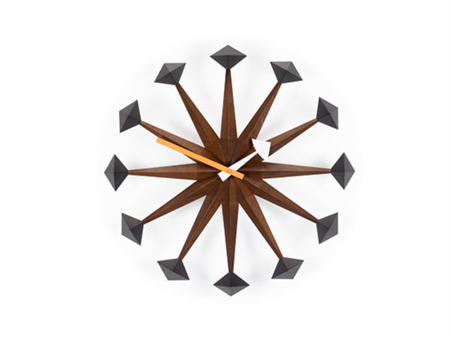 【Vitra Design Museum】Polygon Clock