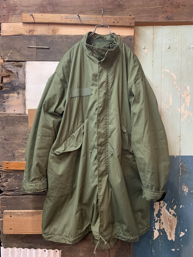 70's US ARMY M-65 PARKA Size/M