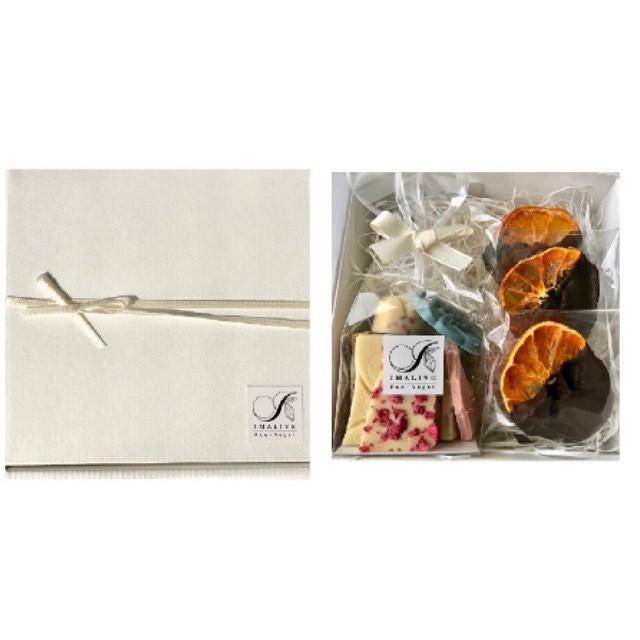 Spring Haru Box * mix bag IB & dry fruits+dark /  raw chocolate