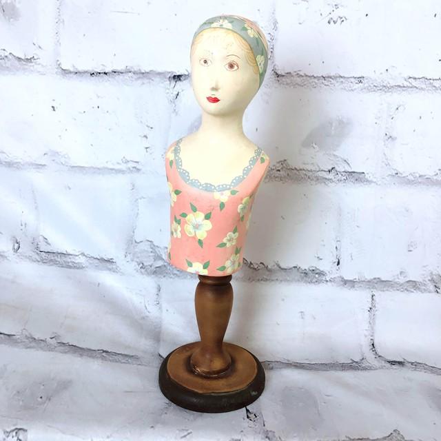 品番0129 ドールスタンド 人形スタンド アメリカン雑貨 インテリア ディスプレイ ヴィンテージ