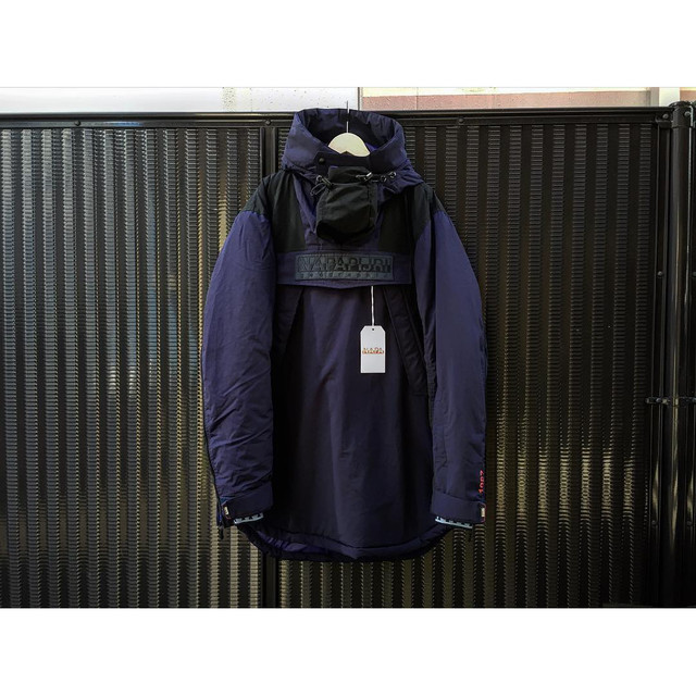 NAPA Raindoo Jacket Blue NOY18X-BLU