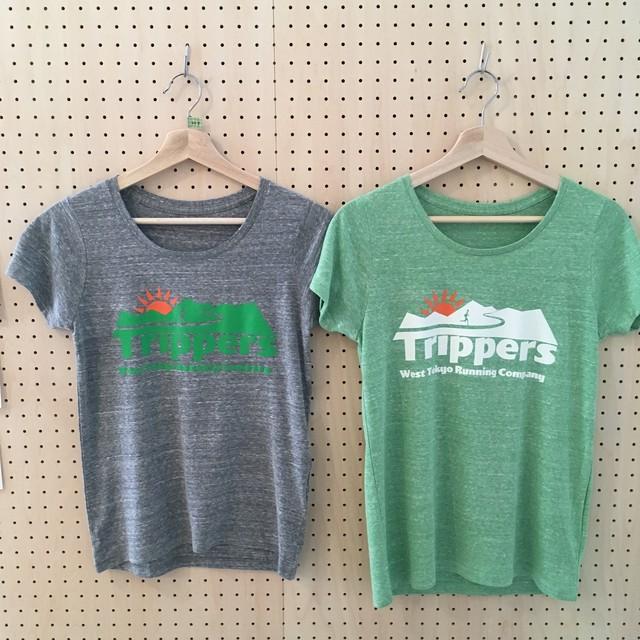 【残りわずか】TrippersオリジナルTシャツ WOMEN'S