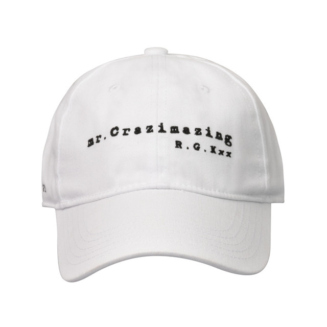 CRAZIMAZING WHITE COCAINe CAP
