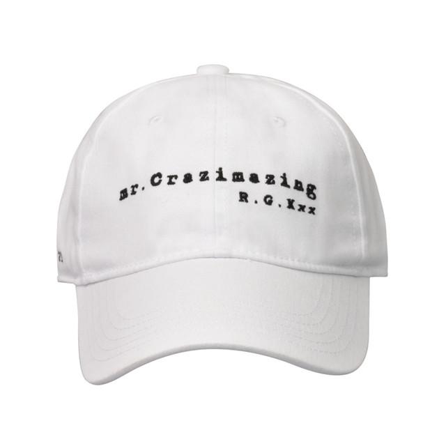 CRAZIMAZING WHITE COCAINe CAP