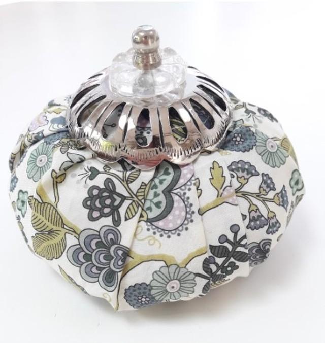 ◇Autur du Parfum◇ Precious Purse(コットン花柄 パチョリの香り)ルームフレグランス