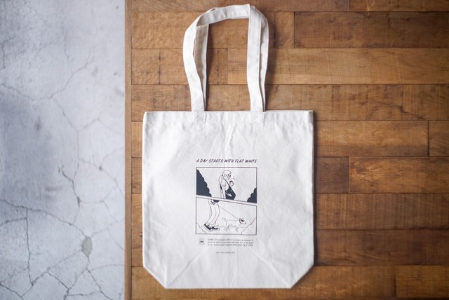 【Gift】Original tote bag -Girl-