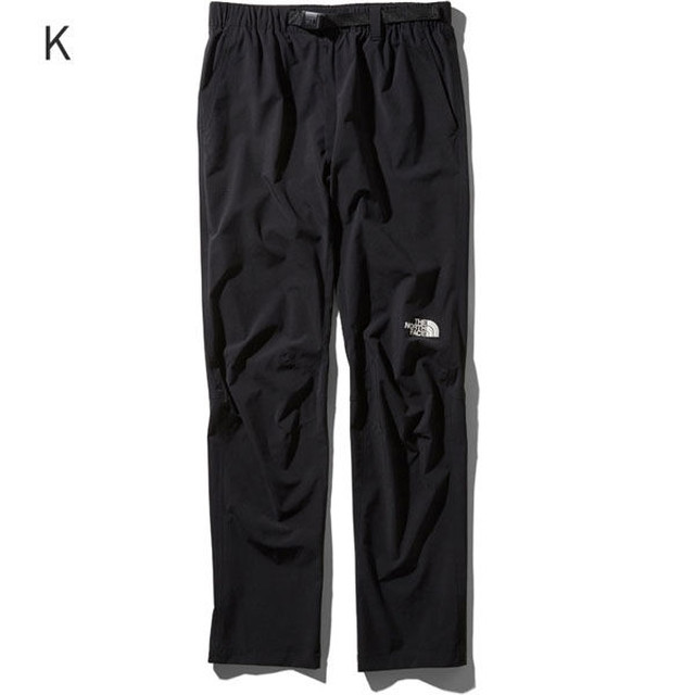 【TNF】 VERB LIGHT PANT (Black)