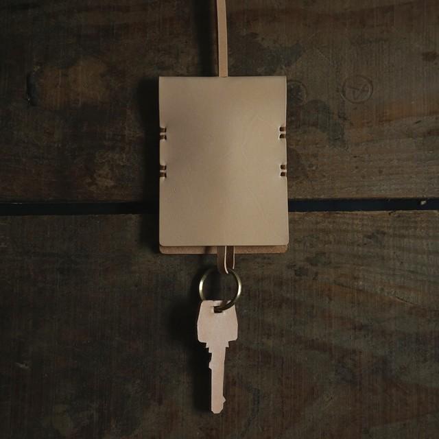 鍵袋 ヌメ