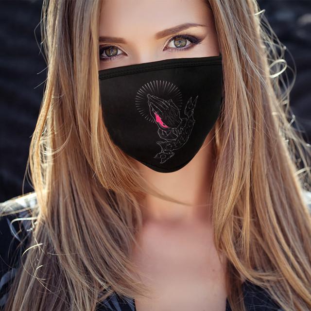 【数量限定】OMECO プレイングハンド メモリーフォーム マスク 3枚セット[クリックポスト配送・送料無料]