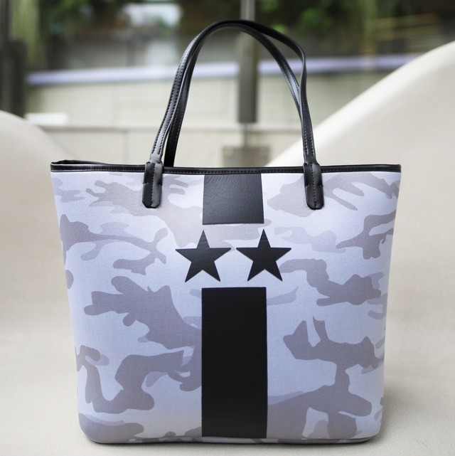 Gray Starline black camouflage medium