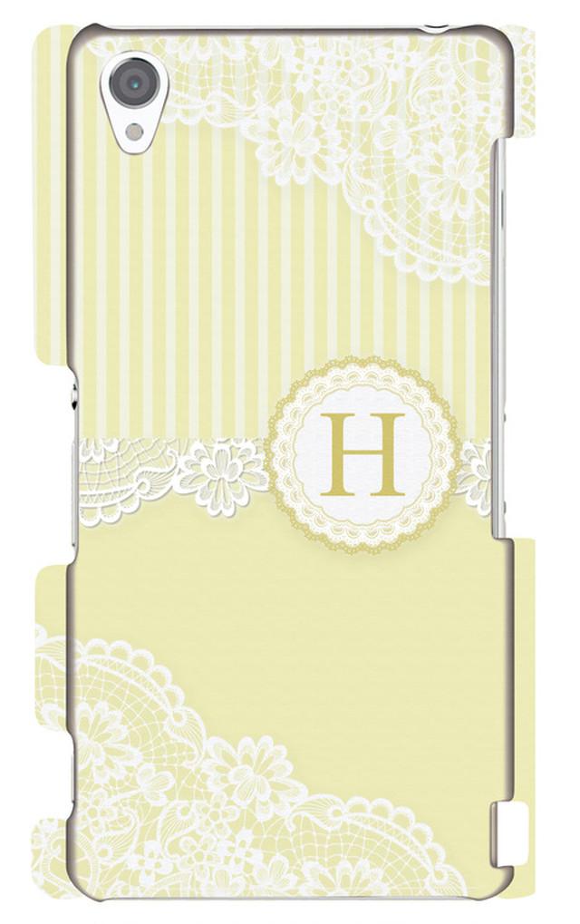 Lace (Initial H) -Xperia Z3-