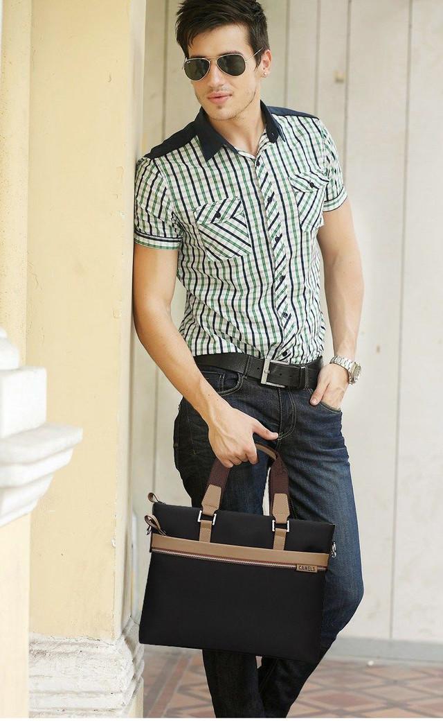 ビジネスバッグ メンズ アタッシュケース ブリーフケース 斜めがけ 斜め掛け 紳士 bag-274
