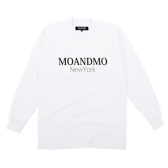 MOANDMO LOGO Sweat Pants / Black