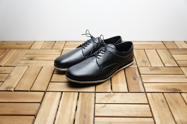 LAYERED PLAIN TOE (WATERPROOF)