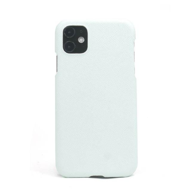 【スノーホワイト】シンプルケース iPhone / Galaxy / Xperia /  Googlepixel / Huawei / Oppo Reno / AQUOS
