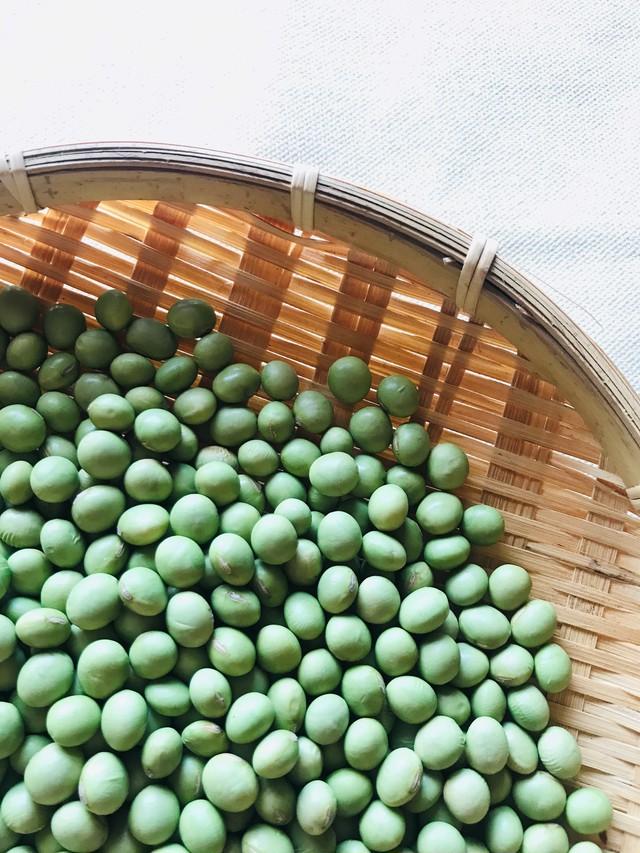 あかま里山農園 秘伝豆