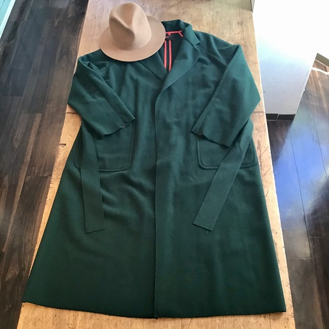 UNUSED US1895 color 124 green size 1