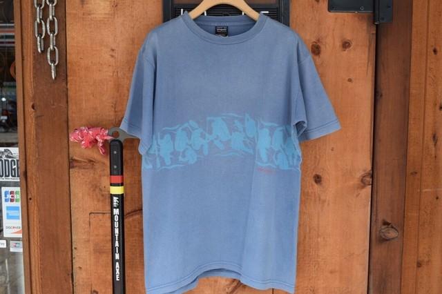 USED  USA製 パタゴニア Tシャツ S オーガニックコットン 黒タグ 90s
