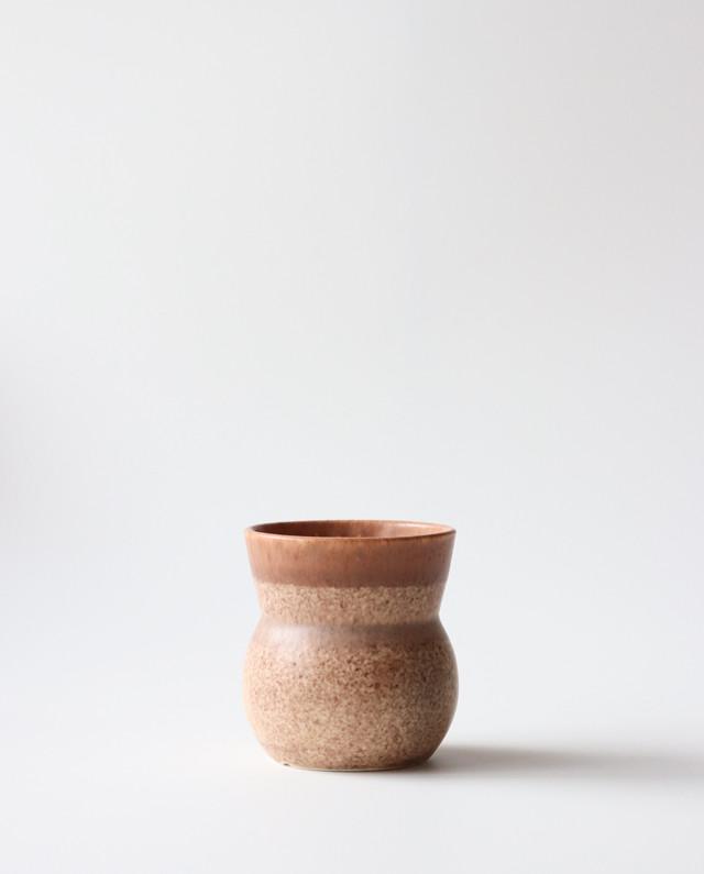 Pot. Owl(モカ) 植木鉢