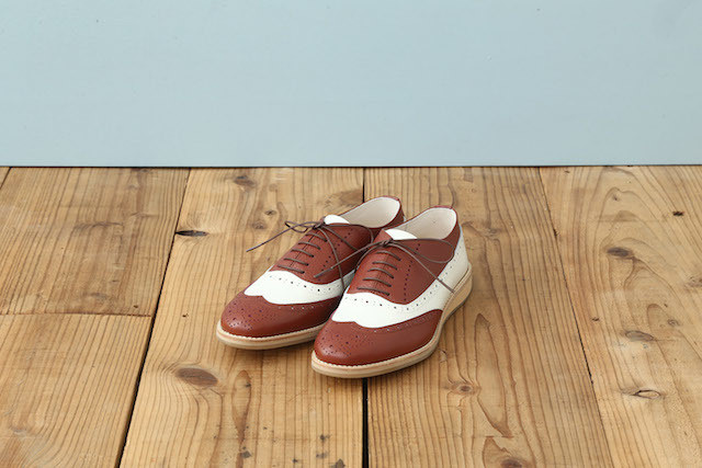 FULL BROGUE SHOES