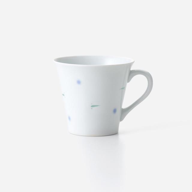透かしメダカ マグカップ
