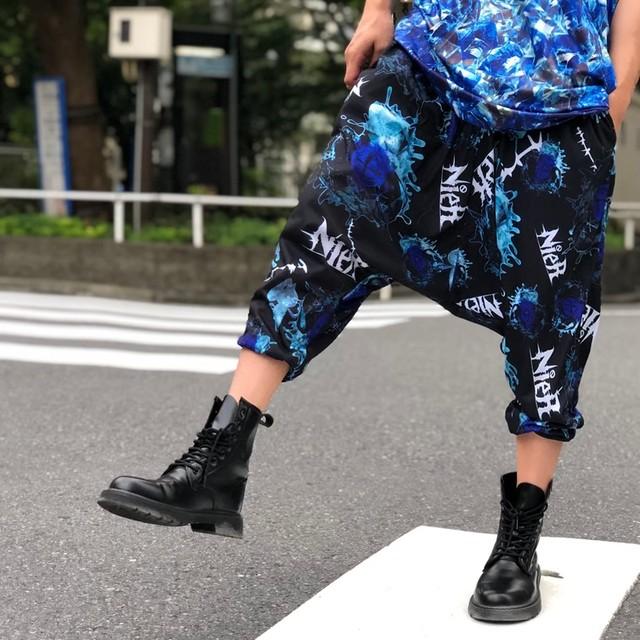 3/4sarrouel pants【Blizzard】