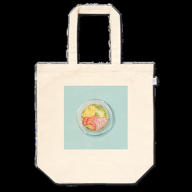 苺のショートケーキのトートバッグ(Mサイズ)