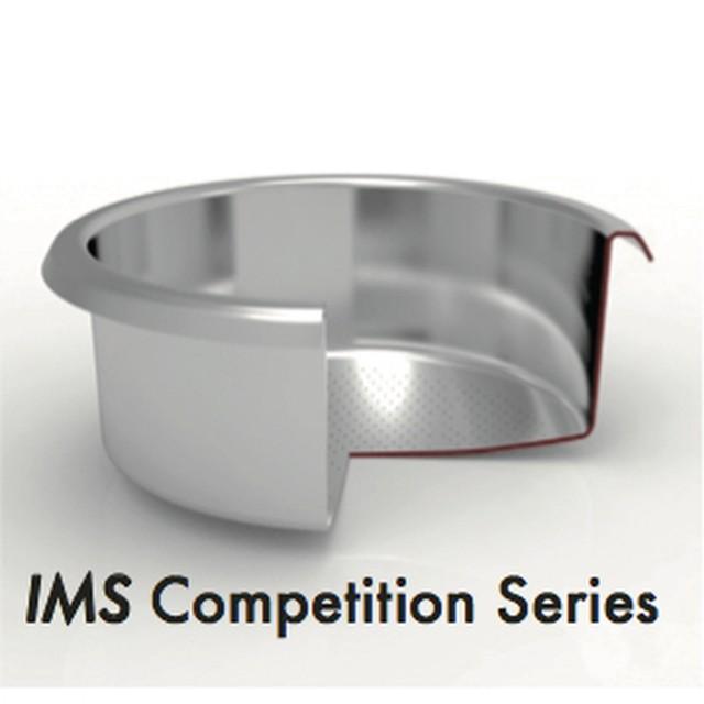 フィルターバスケット●Pavoni レバー用 IMS Competition 精密フィルターバスケット