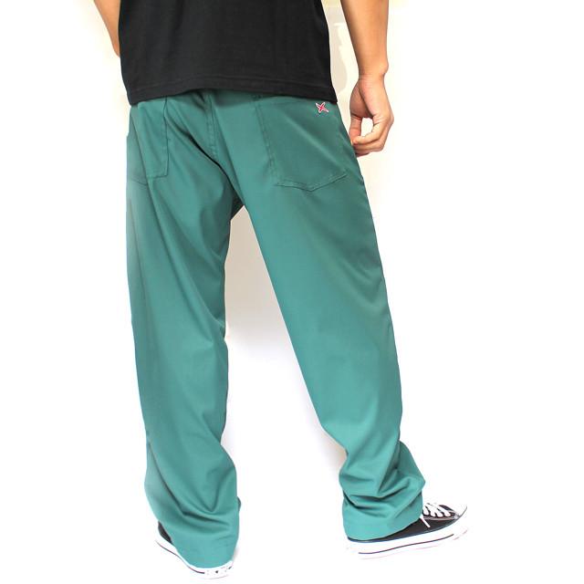 iggy pants ICON GREEN - メイン画像