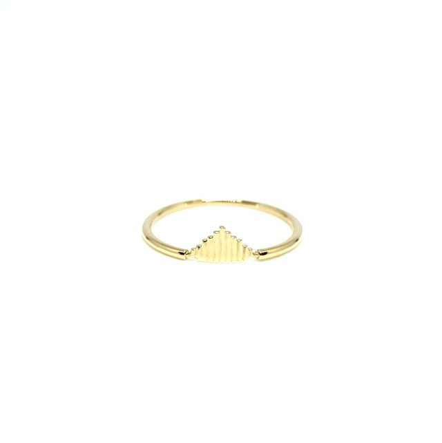Fire wood ring Triangle