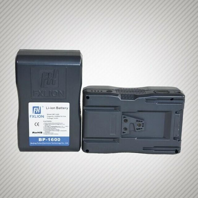 FXLION社・BP-1600・Vマウントリチウムイオンバッテリー(160Wh)