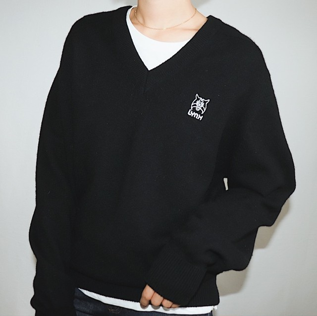 one point knit