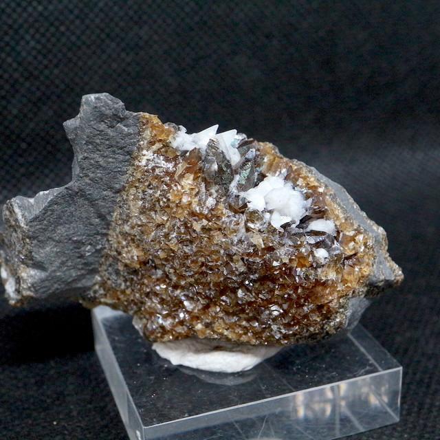 希少!アイオワ州産 イリデッセント カルサイト   原石  49,6g IRI021 鉱物 天然石 パワーストーン