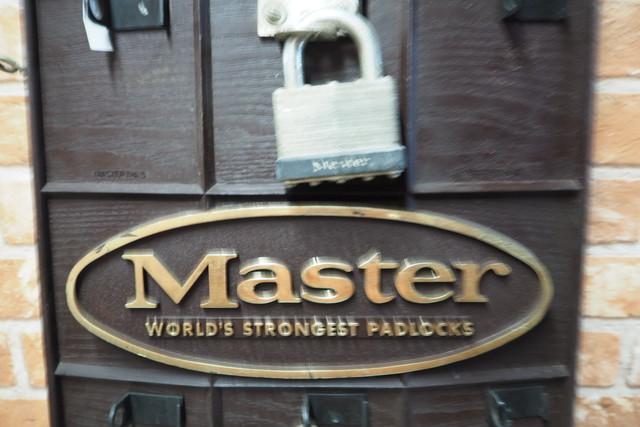 品番AD-008 Master の展示品